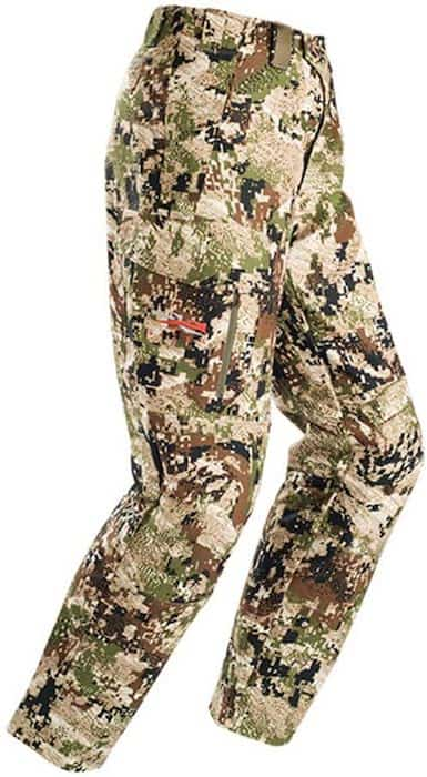 SITKA Gear Men's Mountain Performance Hunting Pant, best hunting pants