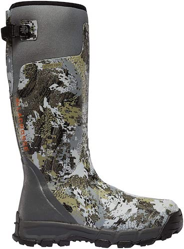 LaCrosse Men's Alphaburly Pro 18 800G Hunting Shoes best rubber hunting boots