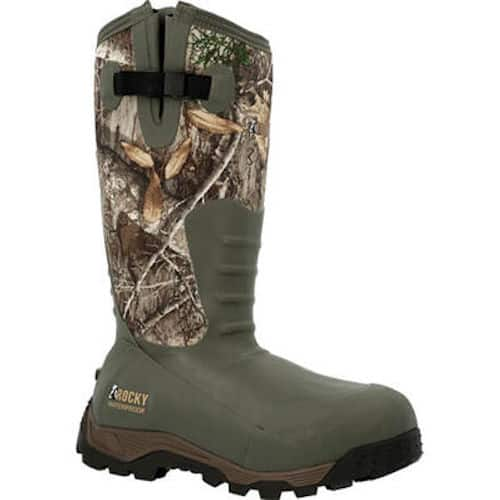 Rocky Men's Sport Pro Rubber Hunting Boots